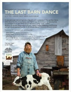 The Last Barn dance movie poster image