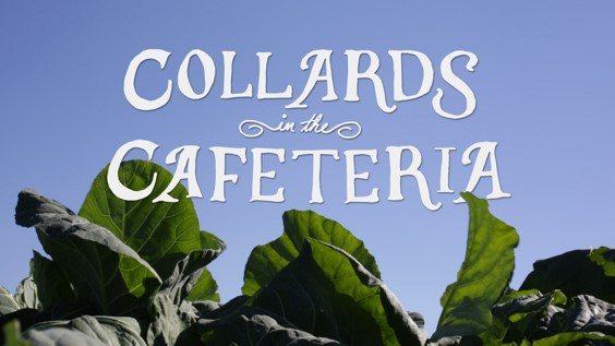 Collards in the Cafeteria logo image