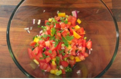 Alyssa's salsa