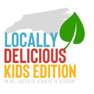 Locally Delicious Kid's Edition logo image